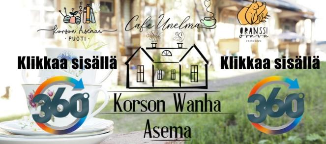 Korson Wanha Asema - 360-näyttökuva